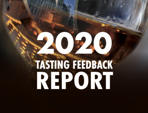 The 2020 Tasting Feeback Report