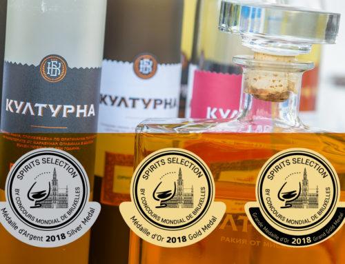 Lo Spirits Selection registra un importante incremento degli ordini di medaglie adesive