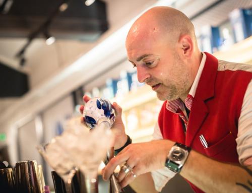 Baijiu : A new bartender's handshake