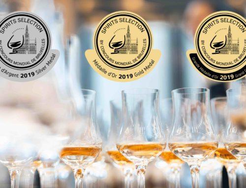 ¡Acaban de publicarse los resultados del Spirits Selection by Concours Mondial de Bruxelles!