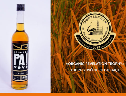 Brazilian cachaça wins the Organic Revelation Award 2019