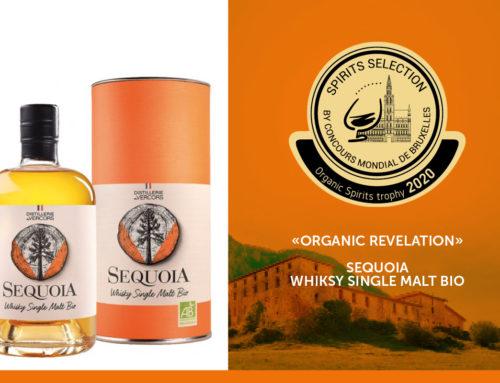 Le Whisky Sequoia– Démarche bio et distillation à basse température