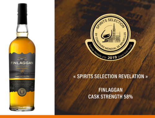 Finlaggan Islay Single Malt with a Grand Gold Revelation